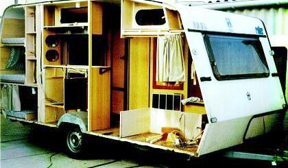 Resultado de imagen de reparaciones taller de caravanas